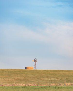wall art, windmill, yarra glen