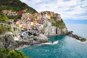 Manarola, Italy, Cinque Terre, Italia, Fishing Town, Colourful Town, Ocean, Brad Geddes Photography