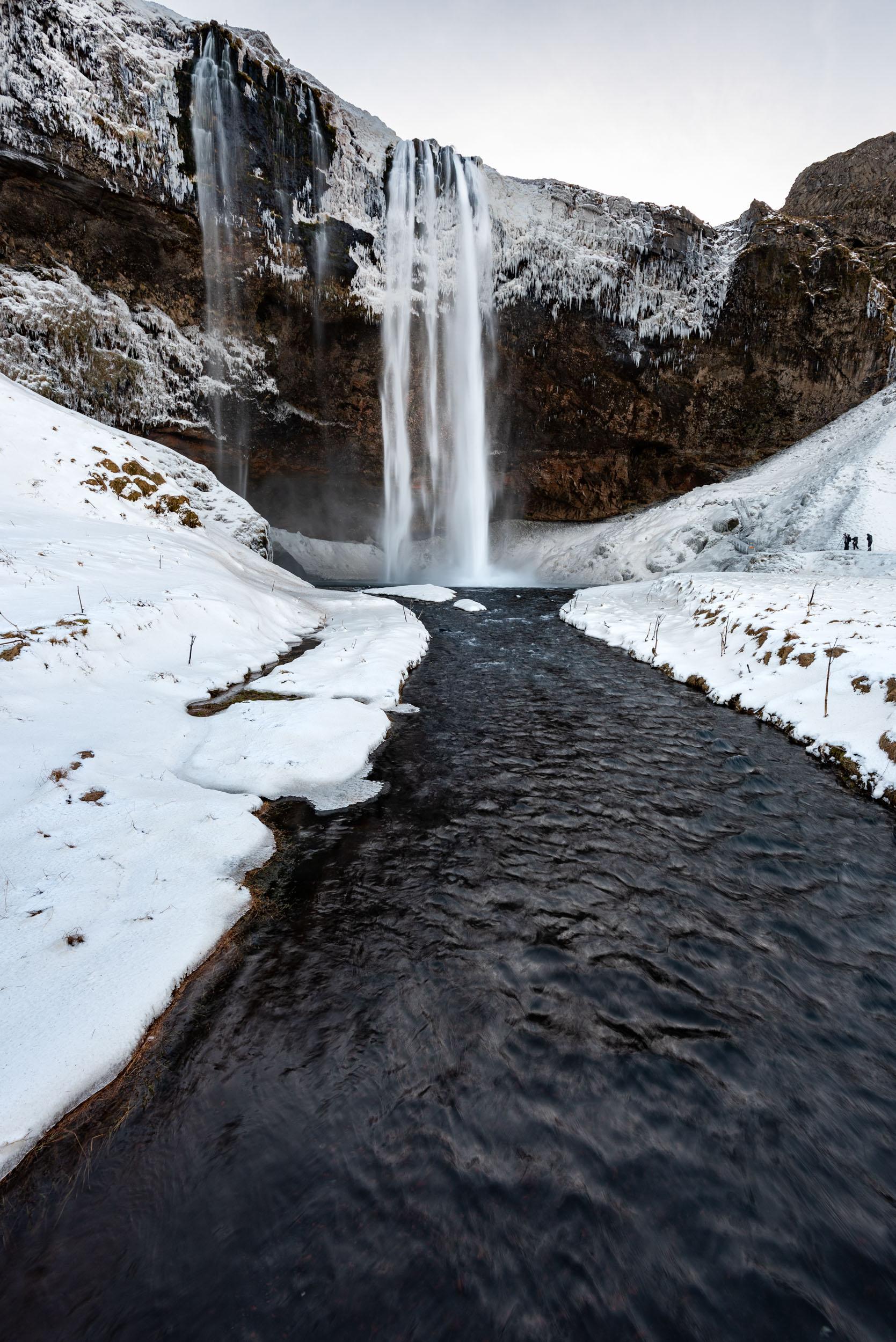 Seljalandsfoss, Waterfall, Iceland, Seljalandsfoss Waterfall, Brad Geddes Photography, Brad Geddes