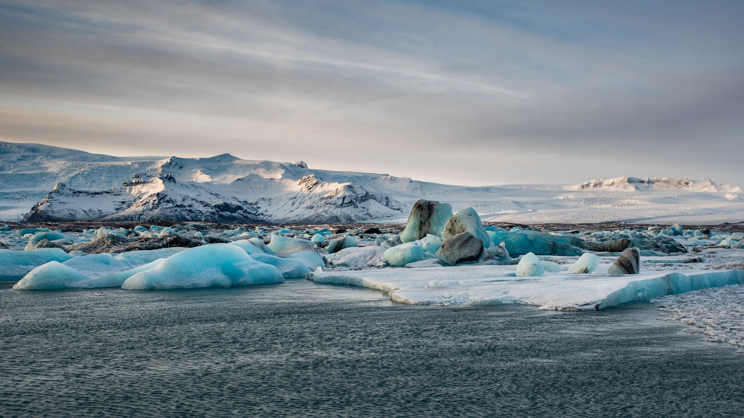 Iceland, Glacier Lagoon, Jökulsárlón Lagoon, Jökulsárlón Glacier Lagoon, Brad Geddes Photography, Brad Geddes