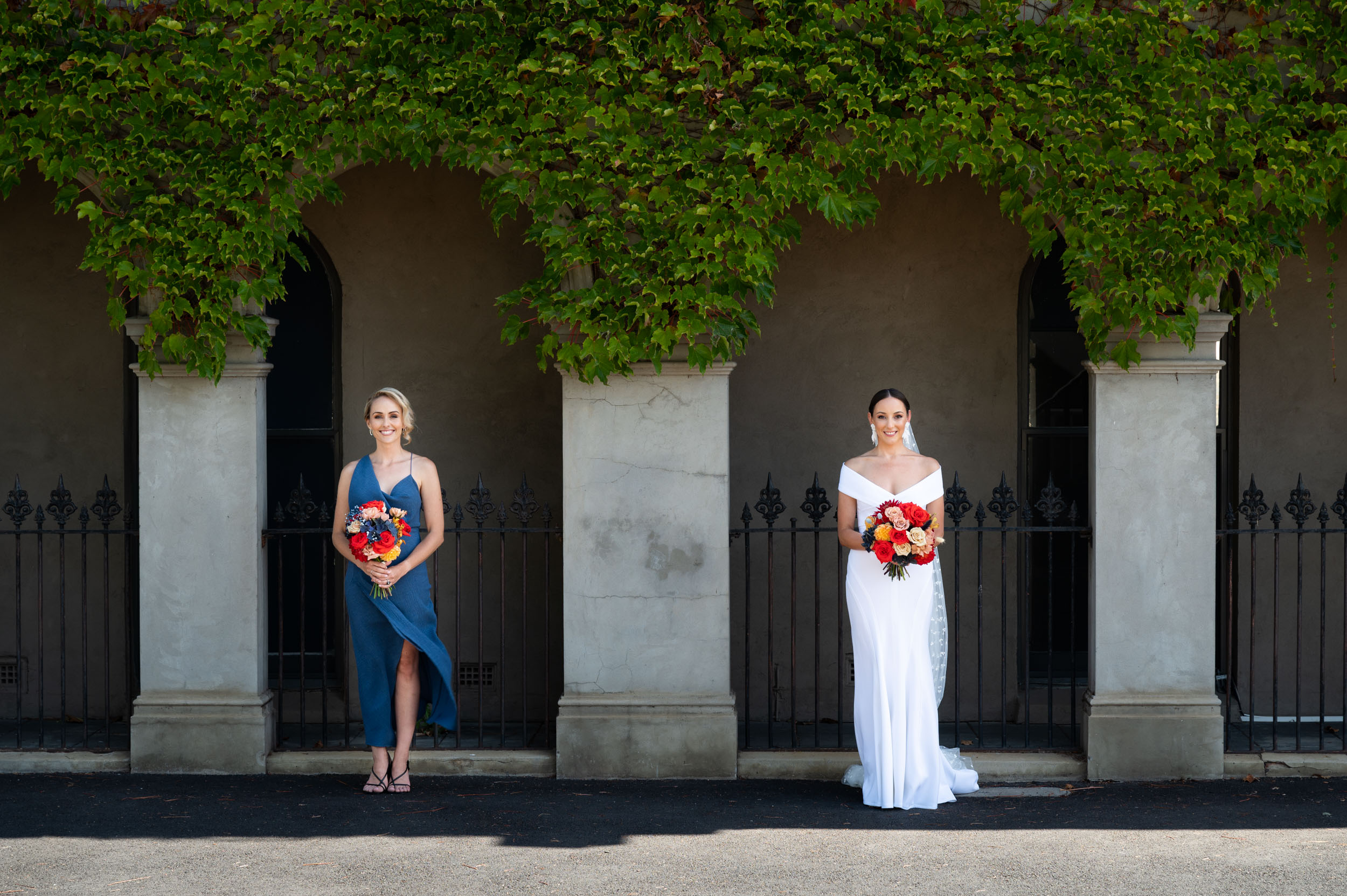 Wedding, Bride, Bridesmaid, Love Alfalfa Florals, Georgia Young Couture, Bouquet, Wedding Bouquet, Wedding Dress, Melbourne Wedding, Brad Geddes Photography