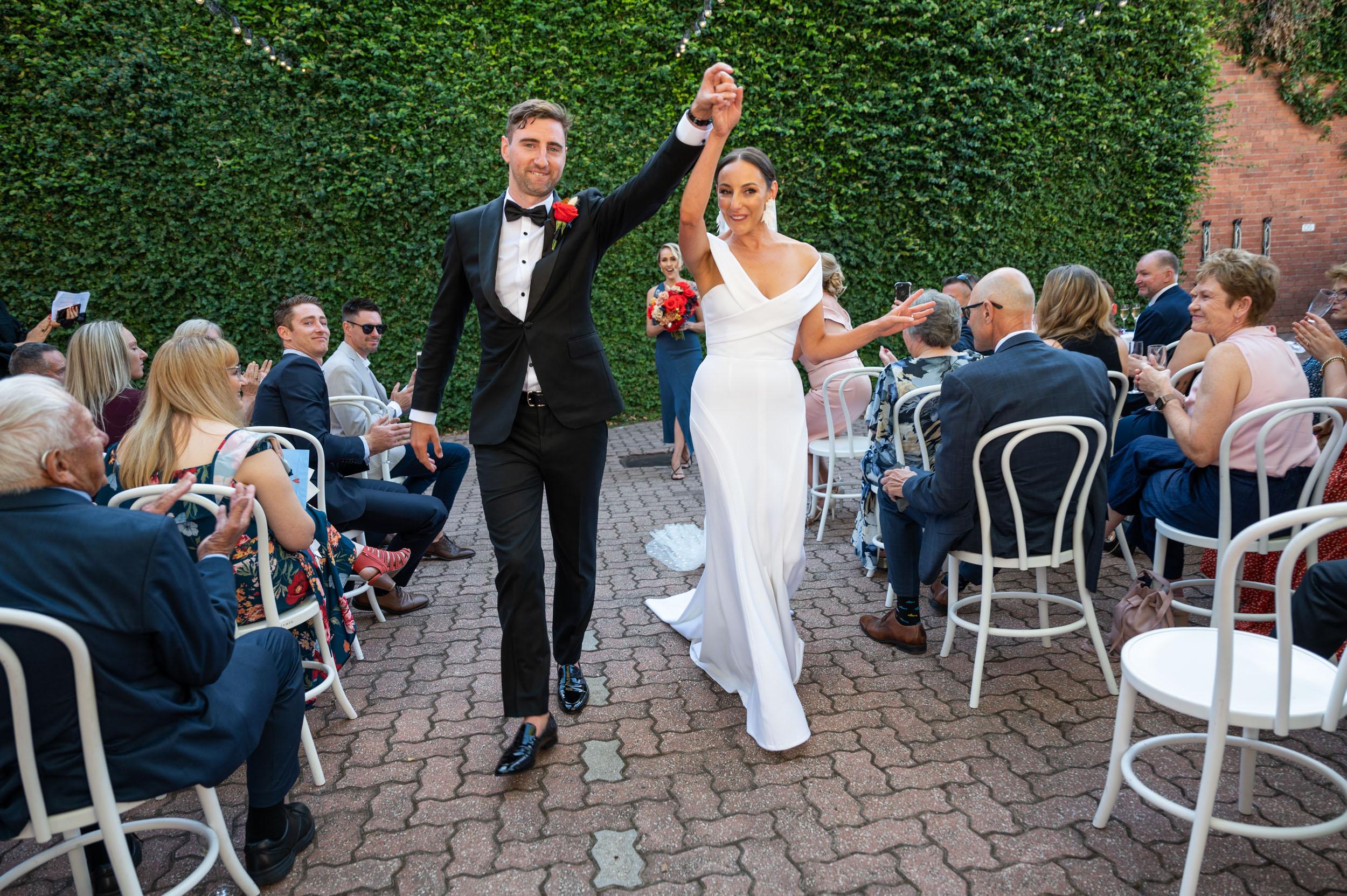 Wedding Day, Wedding, Newlyweds, Butler Lane Richmond