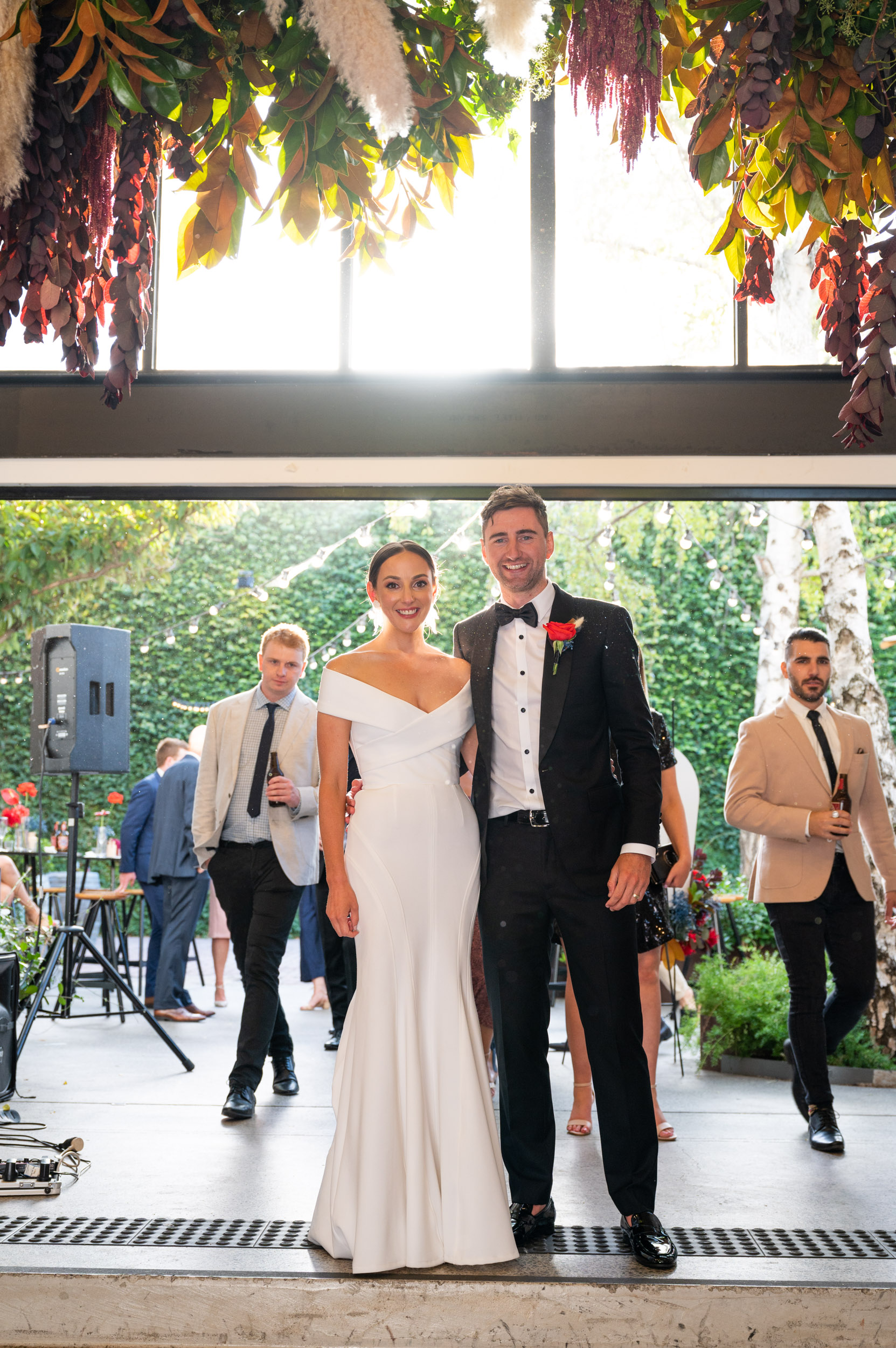 Wedding, Wedding Day, Wedding Reception, Butler Lane, Butler Lane Richmond, Bride & Groom