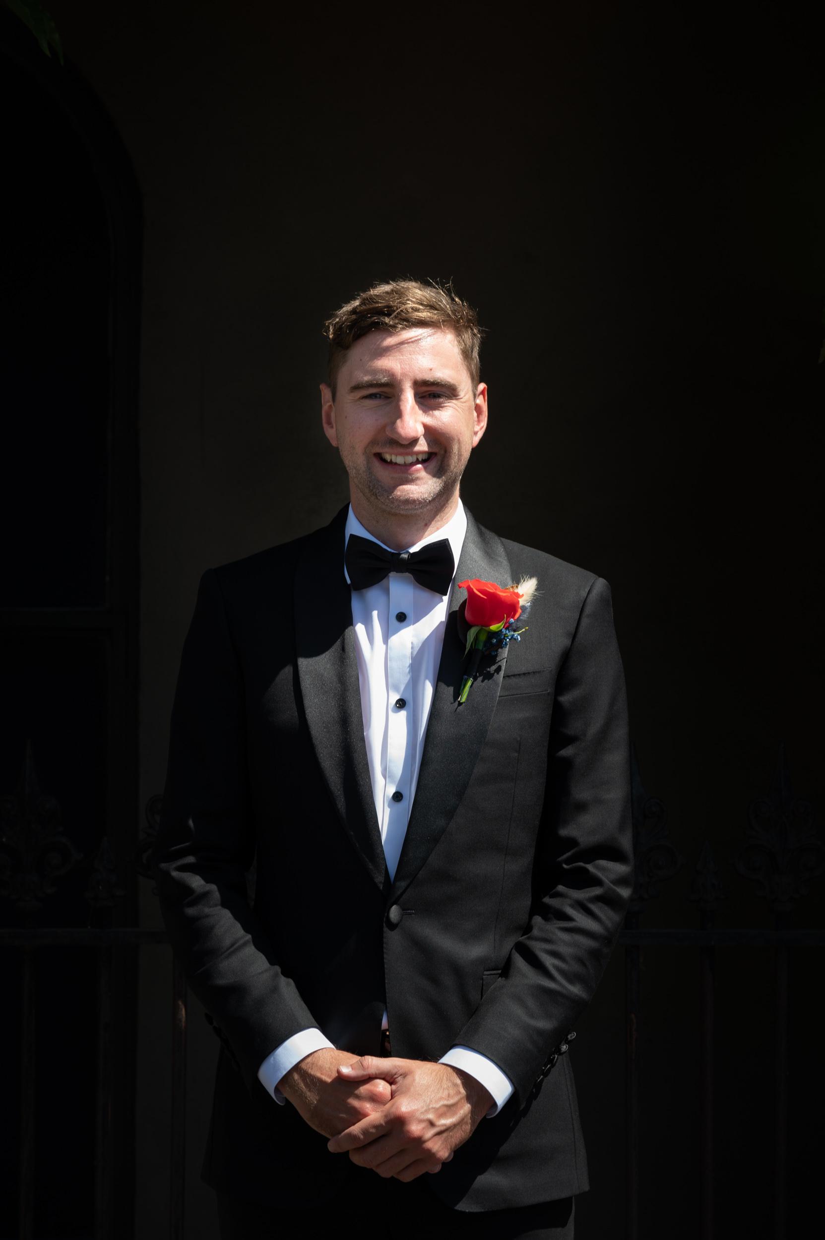 Groom, Wedding Day, Melbourne Wedding, Bridal Shoot, Brad Geddes Photography